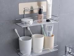 卫浴配件,卫浴置物架怎样选购才合格呢?