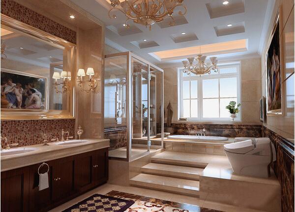 浴室设计,浴室设计应该立足于品位,卫生间要如何精心设计和打造